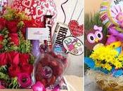 Aprende cómo hacer canasta flores globos para madre