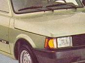 Fiat Spazio ficha técnica