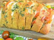 tomate, queso jamon serrano para disfrutar comiendo