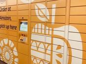 Amazon Locker, envíos rápidos riesgo.