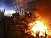 VIOLENCIA CALLEJERA EUROPA PRÓSPERA violencia calles grandes ciudades europeas fenómeno constante crecimiento. curioso echan calle ganas gresca están integrados sociedad v...
