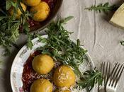 Albondigas italianas patata