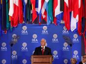 Cuatro falacias discurso Mike Pence ante sobre Venezuela