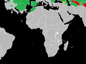 Eurovisión, geopolítica antena