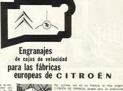 engranajes exportados Citroën