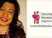Argentina. Amancay Diana Sacayan víctima travesticidio