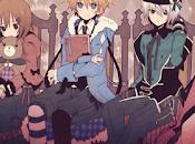 Alice mare, gótica aventura transcurre través sueños
