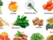 ¿Qué alimentos reducen colesterol?