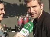 [VÍDEO] Pablo Alborán Andalucía Directo antes comenzar Tour Prometo Málaga