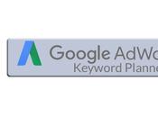 Keyword Planner: Análisis palabras clave