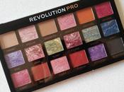 Makeup revolution: regeneration trends celestial palette