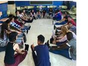 """milagro yoga: acción social"""" Artículo completo Joaquín Weil publicado yogaenred.com"""