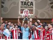 Aves campeón Taça Portugal Placard 2018