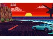 Carreras nostálgicas 'Slipstream', nuevo juego coches 'indie' apela arcades sobre ruedas