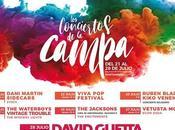 Conciertos Campa (Santander): Vetusta Morla, Dani Martín, Jacksons, Rubén Blades, Kiko Veneno, Waterboys, Vintage Trouble, Sidecars...
