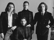 Arctic Monkeys consigue sexto número consecutivo Reino Unido