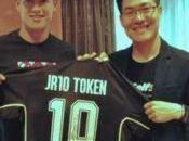 JR10 Token nuevo negocio James Rodríguez
