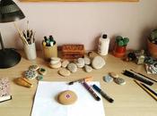 pequeño taller artesanía