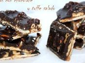 Galletas chocolate toffe salado