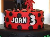 Tarta Ladybug para Joan Serafi