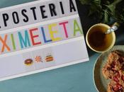 Galletas Avena, Plátano Fresa Veganas