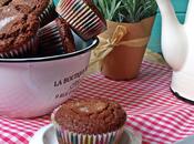 Sencillas magdalenas chocolate