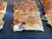 Costrada queso cecina (tradicional Thermomix)