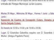 Actividades Cáritas Parroquial Almadén Corpus 2018