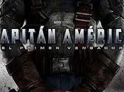 Teaser trailer castellano 'Capitán América. primer vengador'