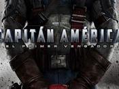 Póster trailer Captain America: First Avenger