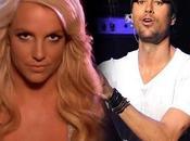 Enrique Iglesias gira Britney Spears
