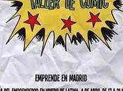 Taller Comics Concurso Dibujo Madrid