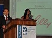 """Lilly recibe premio Fundamed-El Global """"Compañía Farmacéutica año"""""""