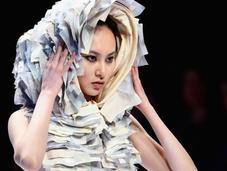 Beijing fashion week 2011