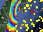 Terremoto Japón provocó desplazamientos metros zonas afectadas