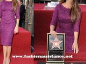 Penélope Cruz inaugura estrella Paseo Fama Hollywood. Penelope Hollywood Walk Fame Induction Ceremony