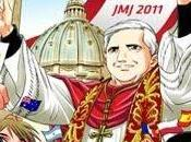 Papa Benedicto versión manga