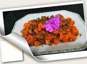 Aliño zanahorias estilo andaluz