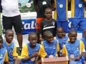 Galícia Escuela Fútbol Base Angola revalidar conquista edición torneo internacional Carballo.