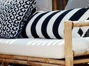 Sofás bambú: pieza clave verano