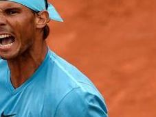 Roland Garros: Nadal dejó Potro chances título París