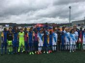 Escuela Fútbol Base Angola debuta victoria