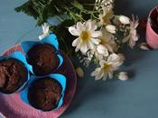 Muffins Chocolate Fresas