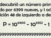 ¿Sabías que…? número primo 6399 nueves ocho