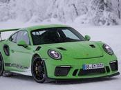 volante nuevo Porsche 2018
