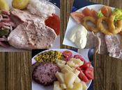 Tres platos combinados aptos para verano