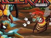 ¡Cuidado pica! disponible Switch matamarcianos 'Beekyr Reloaded'