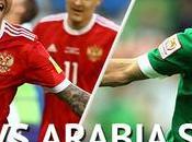 Mundial 2018:Rusia-Arabia Saudita, fiesta goles costa ingenuo rival