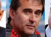 fútbol español: Florentino, Lopetegui, Rubiales Ministro Deportes