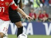 Rusia goleó Arabia Saudita partido inaugural Mundial